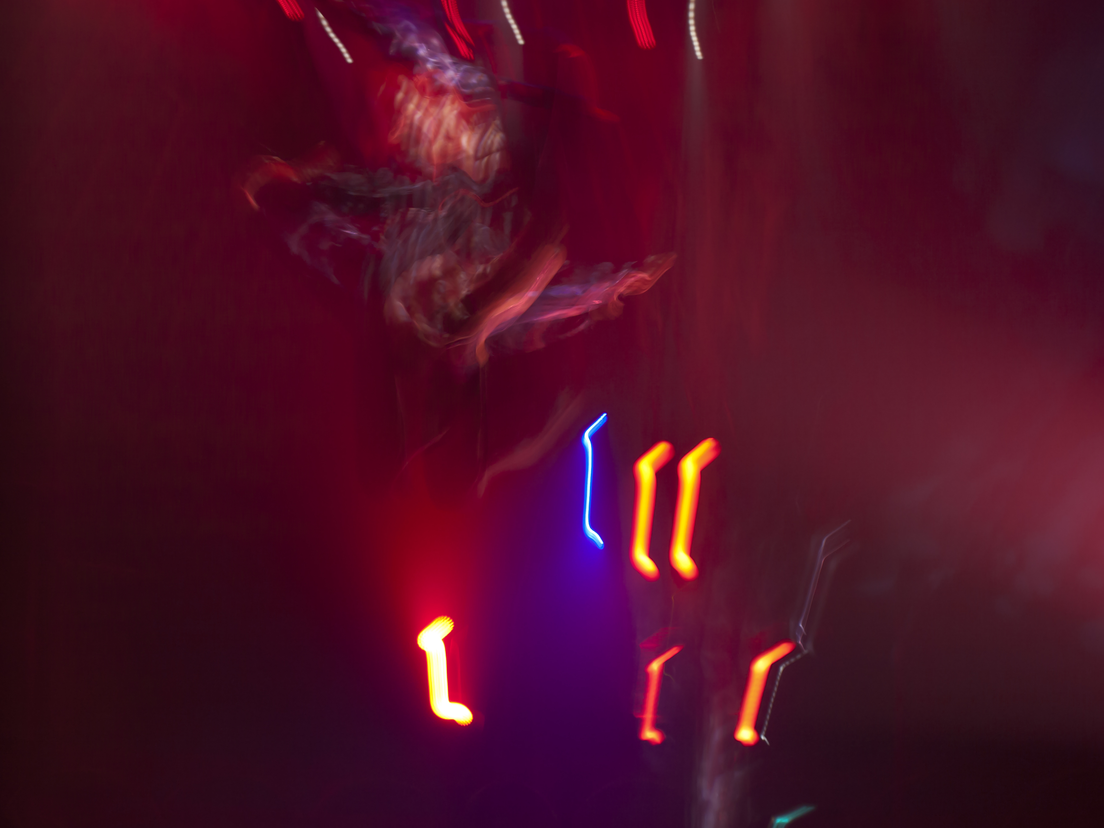 Bild: Zirkuslichter. Der Zirkus des Lebens.