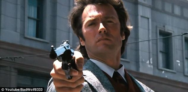 Clint Eastwood, Dirty Harry, Warner Brothers 1971, Bad Wolf 2013