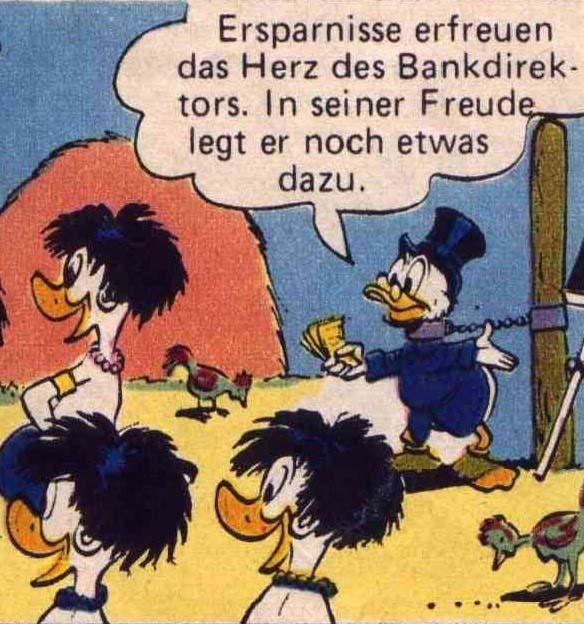 Donald Duck, Eine würzige Geschichte