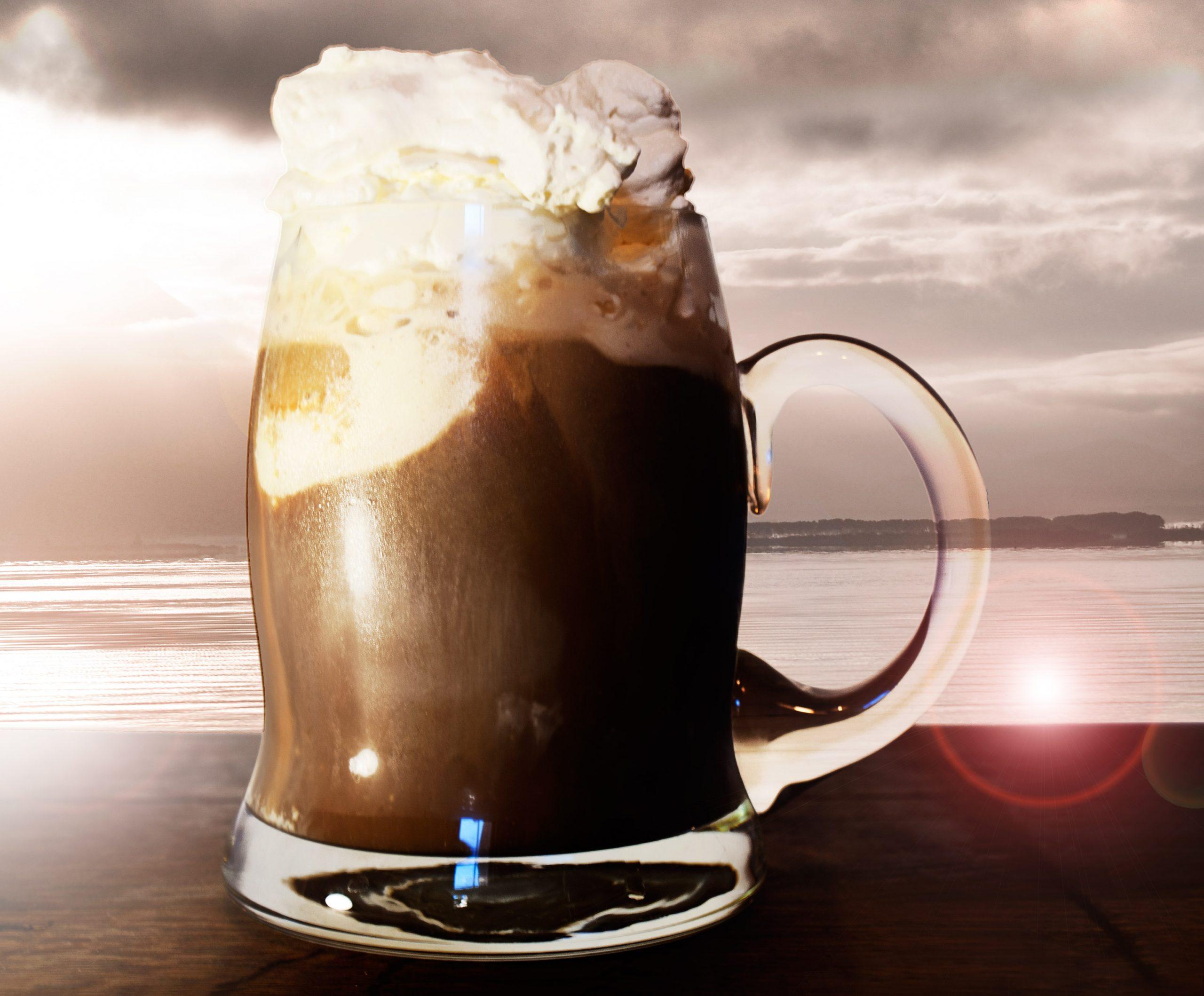 Eiskaffee in am Seidla